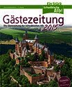 Gästezeitung Schwäbische Alb