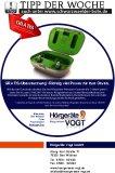 H&oumlrger&aumlte Vogt GmbH Bad Wildbad
